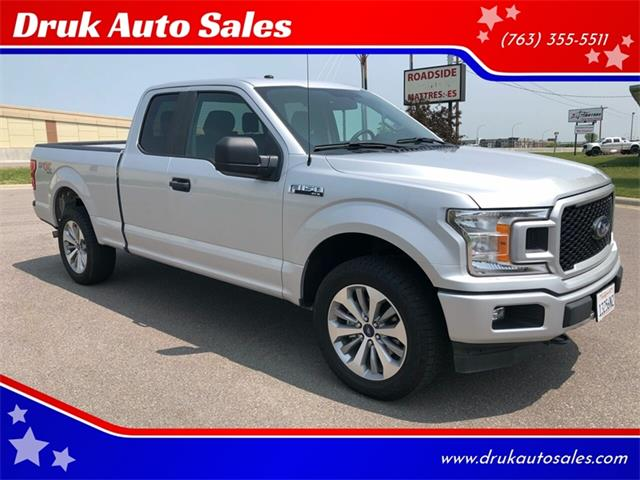 2018 Ford F150 (CC-1295128) for sale in Ramsey, Minnesota