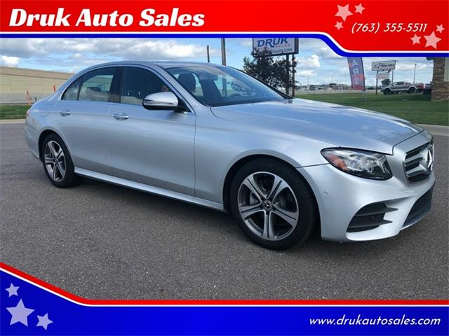 2018 Mercedes-Benz E-Class (CC-1295135) for sale in Ramsey, Minnesota