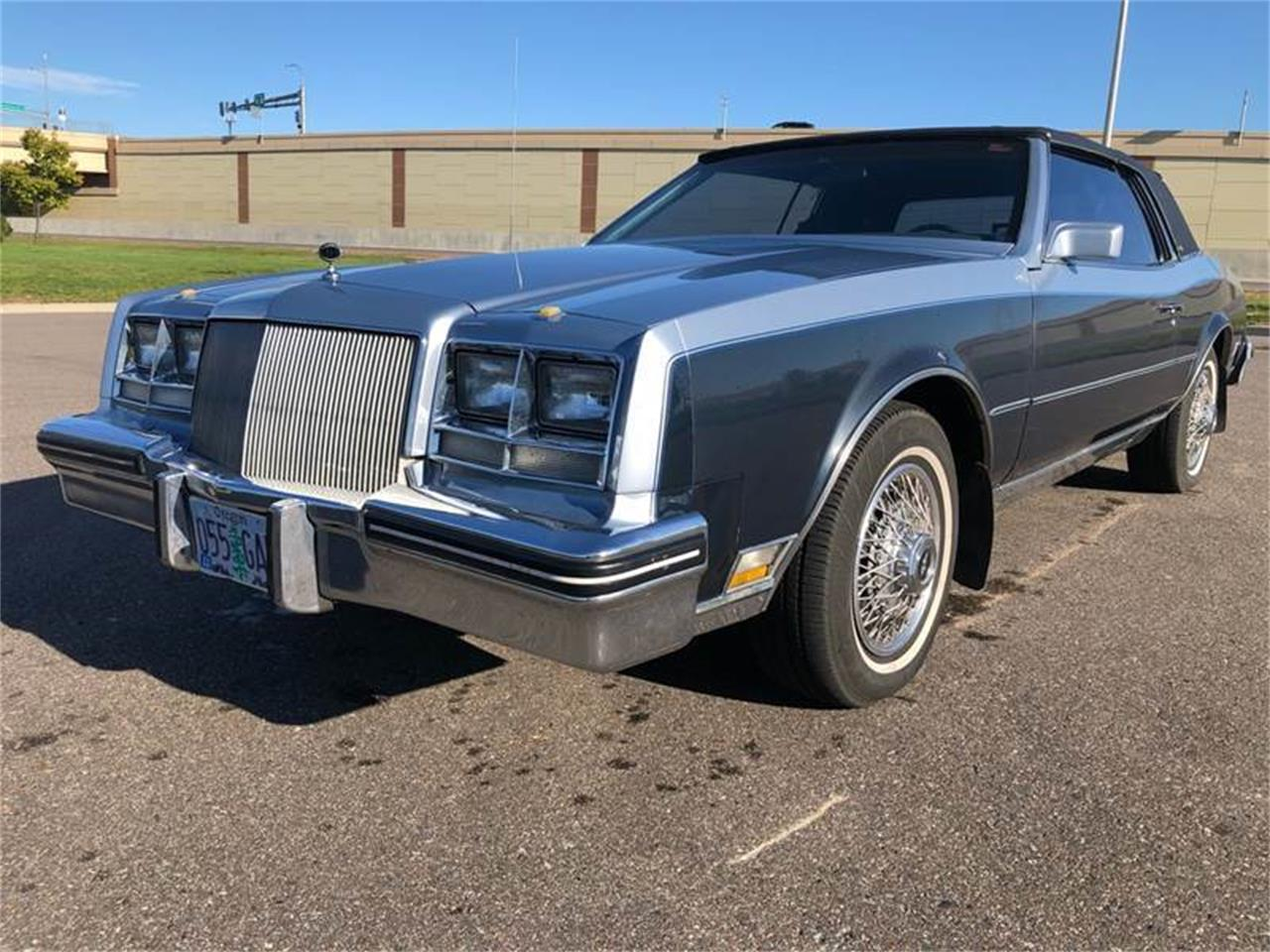 1984 Buick Riviera (CC-1295141) for sale in Ramsey, Minnesota