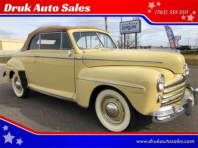 1948 Ford Super Deluxe (CC-1295148) for sale in Ramsey, Minnesota