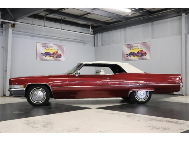 1970 Cadillac DeVille (CC-1295154) for sale in Lillington, North Carolina