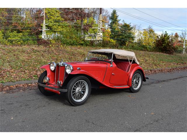1948 MG TC (CC-1295165) for sale in Orange, Connecticut