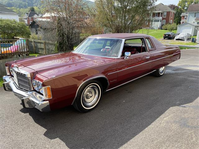 1976 Chrysler Newport (CC-1295170) for sale in MILL HALL, PA.