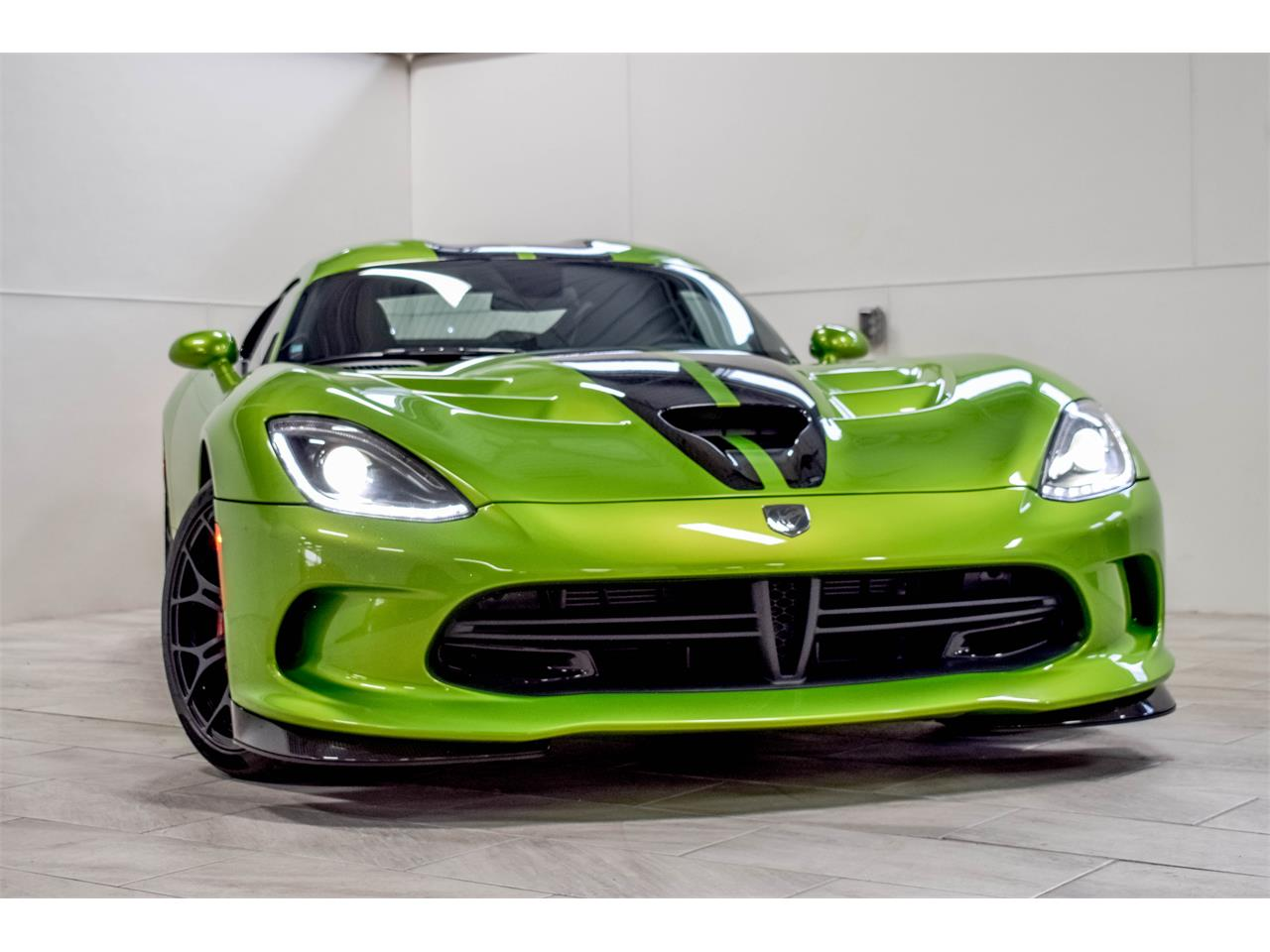 2017 Dodge Viper (CC-1295175) for sale in Montreal, Quebec