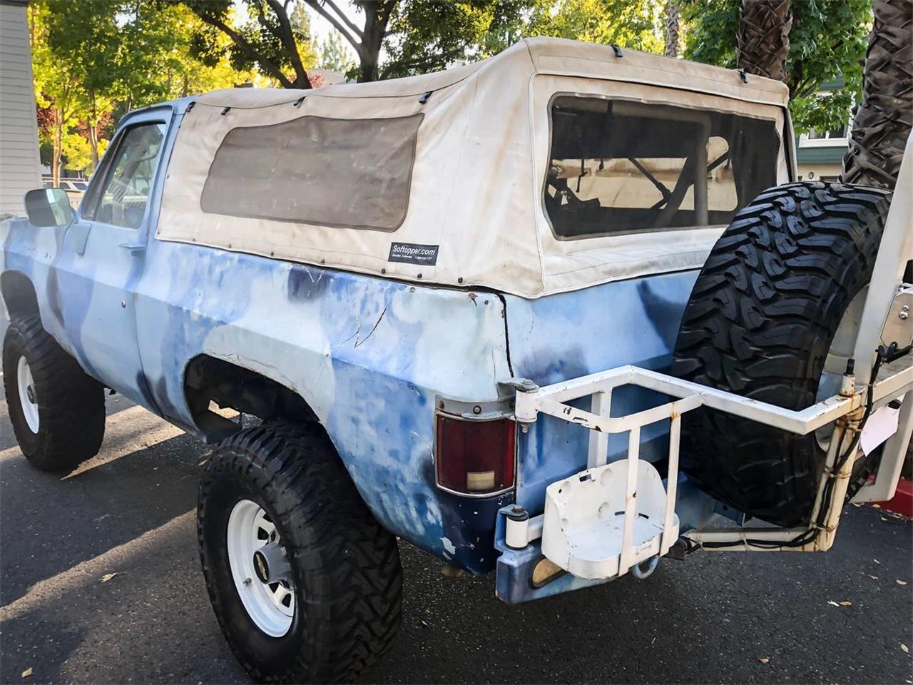 1974 Chevrolet Blazer (CC-1295184) for sale in San Jose, California