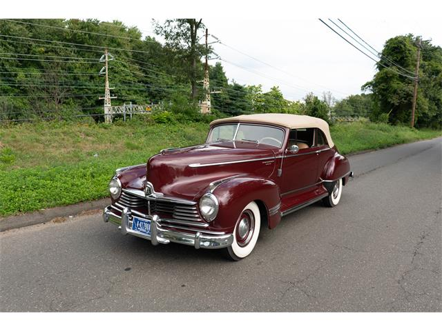 1947 Hudson Super 6 (CC-1295185) for sale in Orange, Connecticut