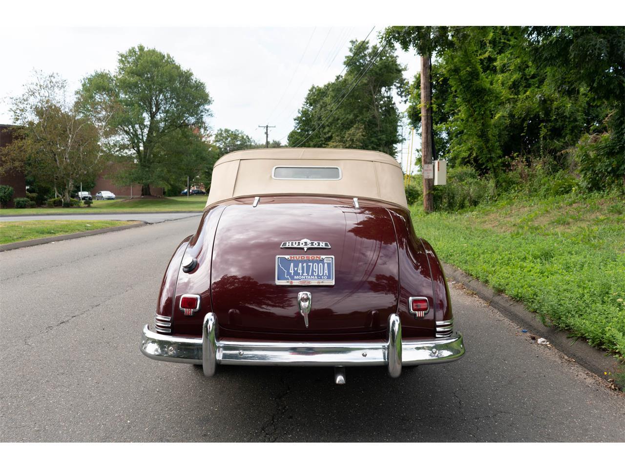 1947 Hudson Super 6 (CC-1295185) for sale in Orange, Connecticut