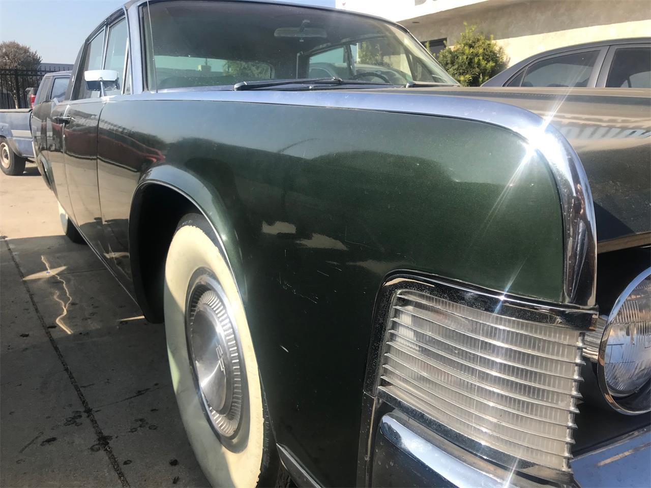 1965 Lincoln Continental (CC-1295191) for sale in Covina, California