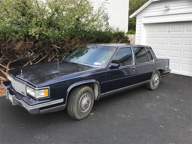 1988 Cadillac Sedan DeVille (CC-1295241) for sale in Armonk, New York
