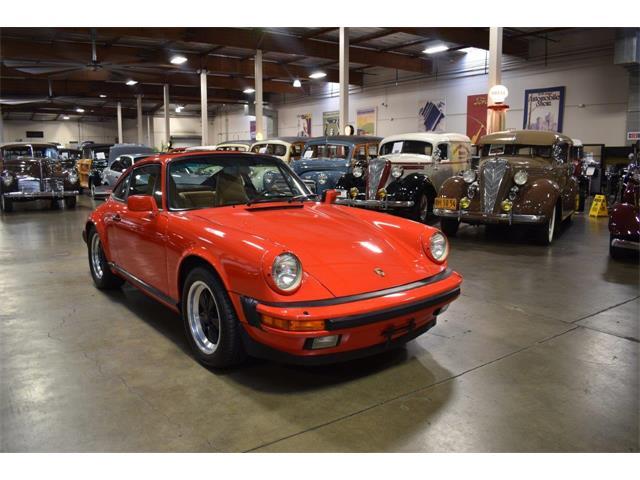 1985 Porsche 911 (CC-1295244) for sale in Costa Mesa, California