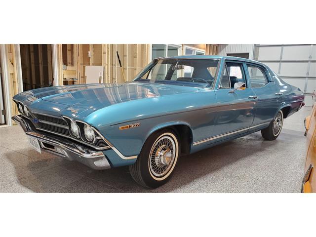 1969 Chevrolet Malibu