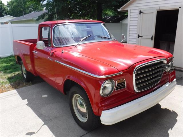 1962 Studebaker Champion (CC-1295287) for sale in Punta Gorda, Florida