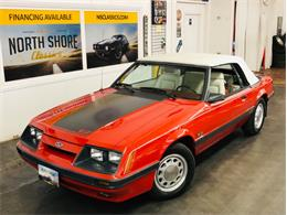 1986 Ford Mustang (CC-1295288) for sale in Mundelein, Illinois