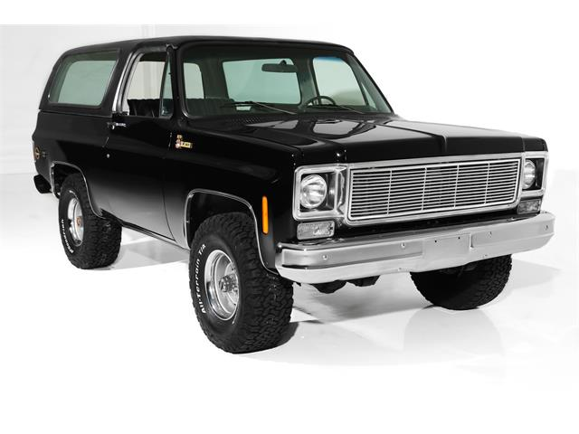 1975 Chevrolet Blazer (CC-1295337) for sale in Des Moines, Iowa