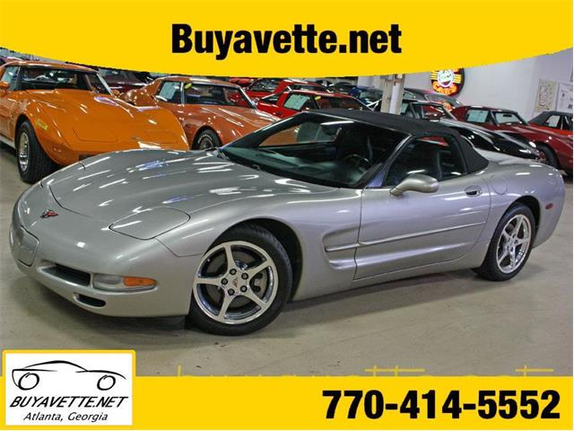 2001 Chevrolet Corvette (CC-1295343) for sale in Atlanta, Georgia