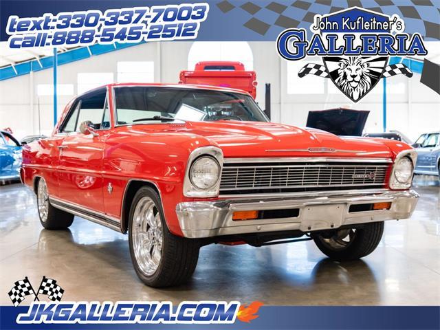 1966 Chevrolet Nova (CC-1295344) for sale in Salem, Ohio