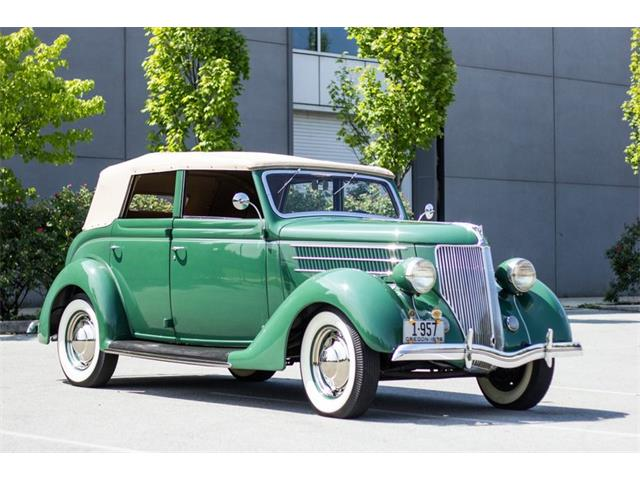1936 Ford Deluxe (CC-1295358) for sale in Raleigh, North Carolina