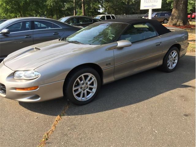 2001 Chevrolet Camaro (CC-1295365) for sale in Raleigh, North Carolina