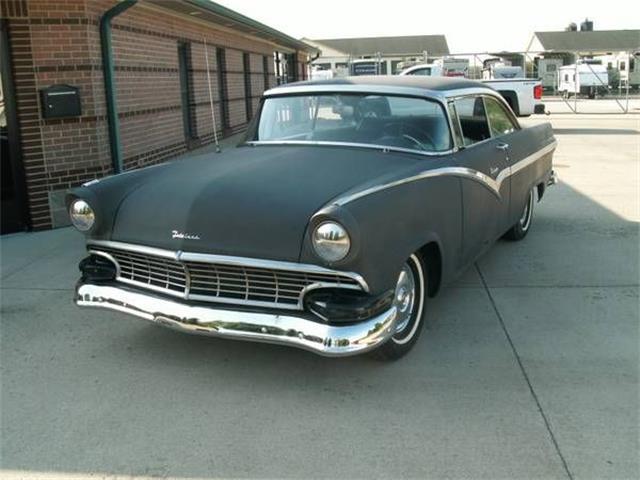 1956 Ford Victoria (CC-1295373) for sale in Cadillac, Michigan