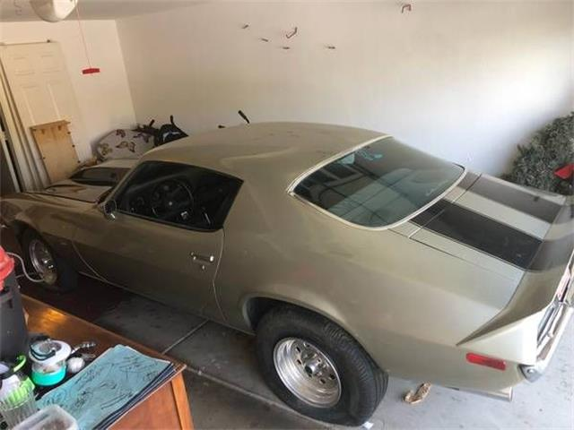 1973 Chevrolet Camaro (CC-1295375) for sale in Cadillac, Michigan