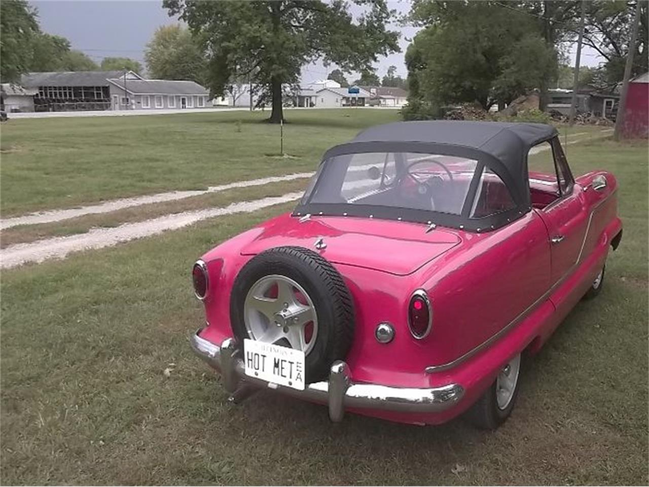 1960 Nash Metropolitan (CC-1295381) for sale in Cadillac, Michigan