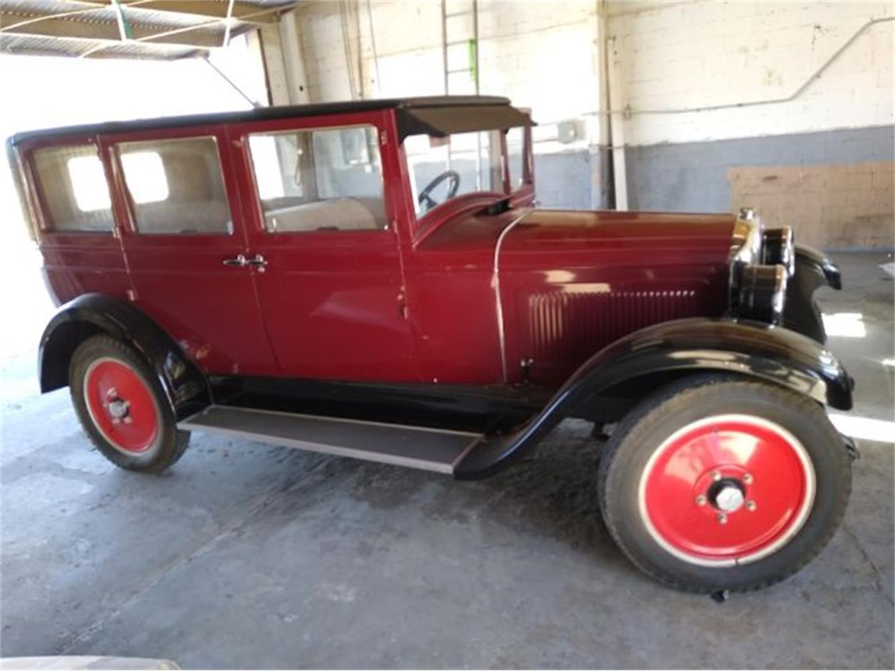 1925 Willys-Overland Jeepster (CC-1295383) for sale in Cadillac, Michigan