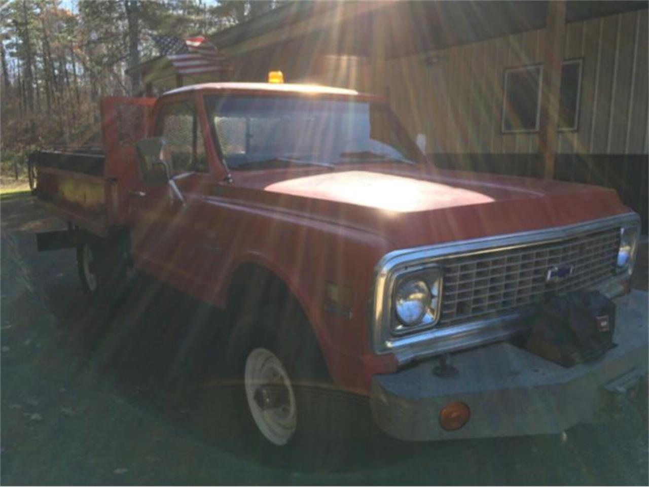 1972 Chevrolet K-10 (CC-1295384) for sale in Cadillac, Michigan