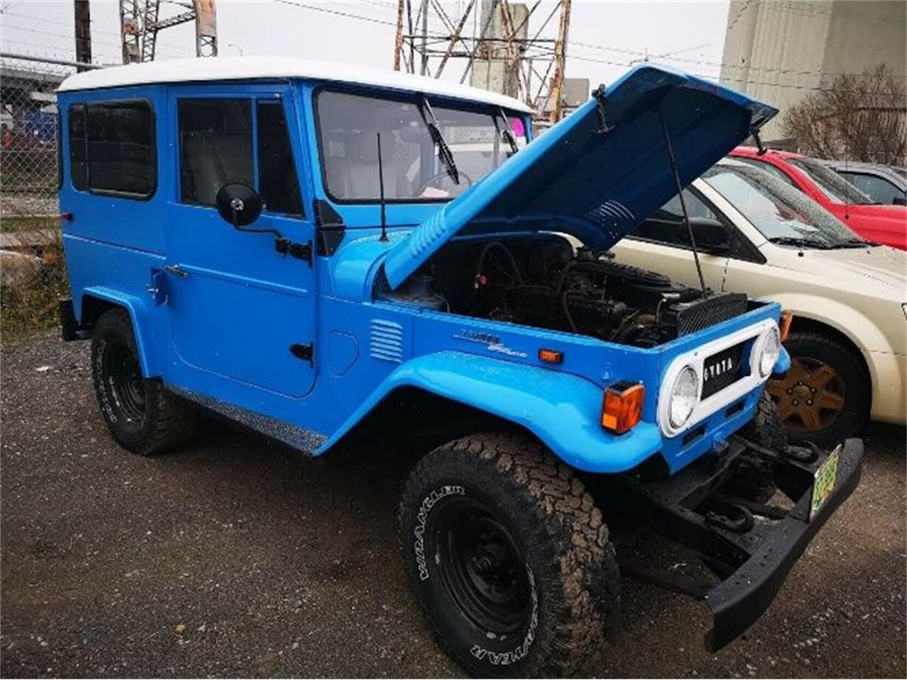 1972 Toyota Land Cruiser FJ (CC-1295389) for sale in Cadillac, Michigan