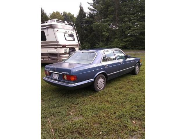 1982 Mercedes-Benz 300 (CC-1295397) for sale in Cadillac, Michigan
