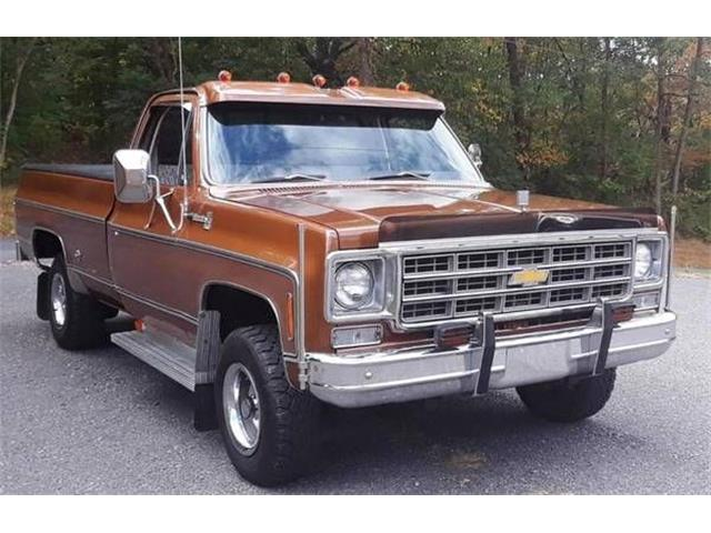 1978 Chevrolet Silverado (CC-1295399) for sale in Cadillac, Michigan