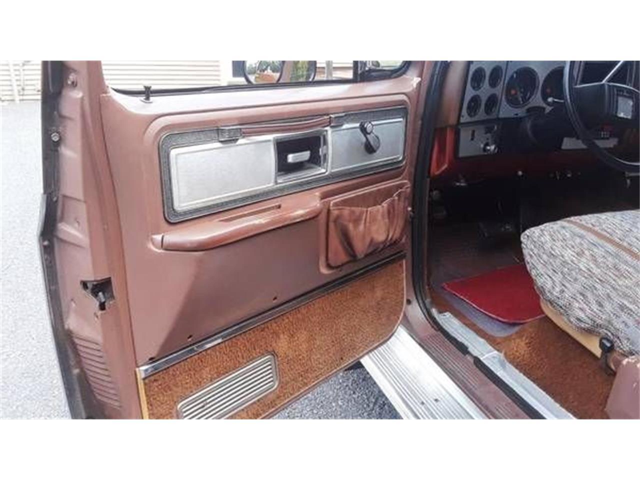 1978 Chevrolet Silverado (CC-1295399) for sale in Cadillac, Michigan
