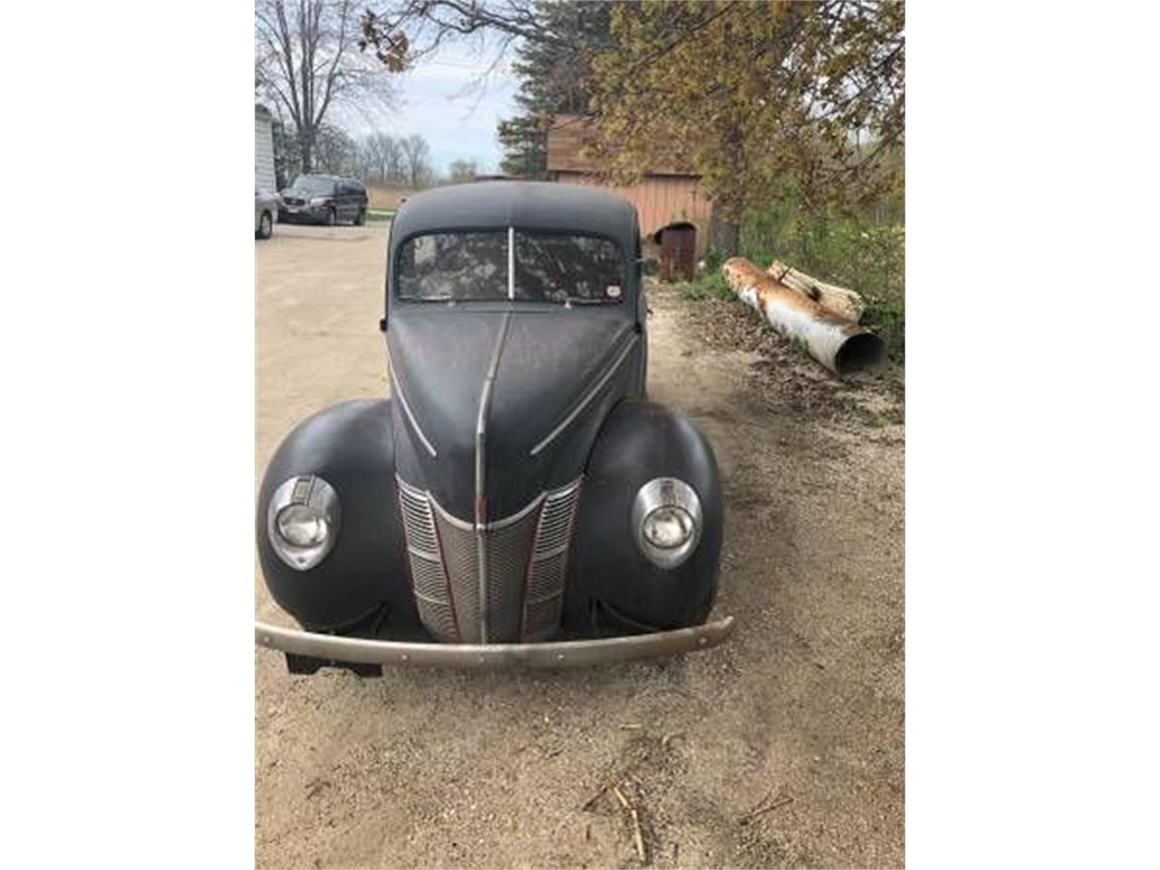 1940 Ford Deluxe (CC-1295401) for sale in Cadillac, Michigan