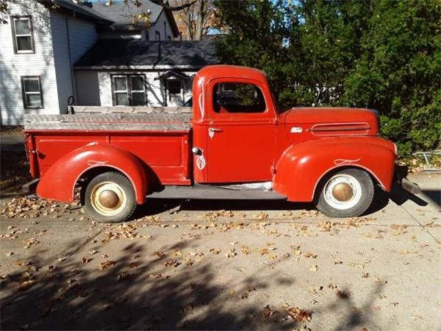 1947 Ford Pickup (CC-1295402) for sale in Cadillac, Michigan