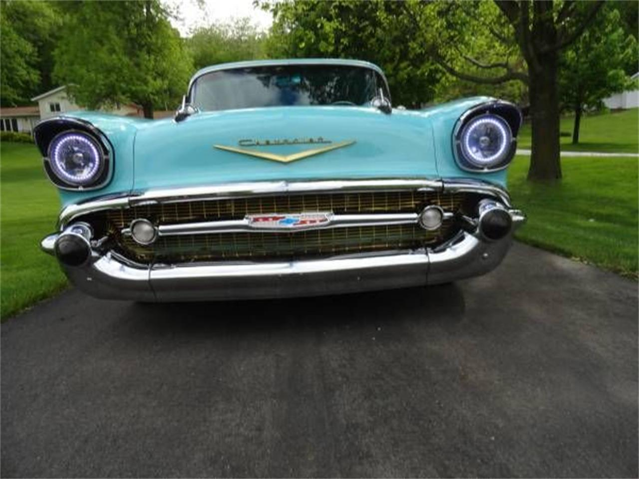 1957 Chevrolet Bel Air (CC-1295413) for sale in Cadillac, Michigan