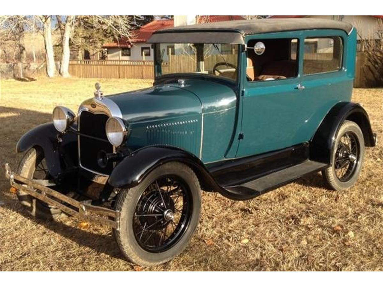 1928 Ford Model A (CC-1295415) for sale in Cadillac, Michigan