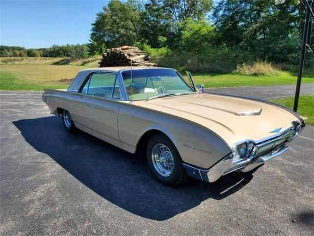 1961 Ford Thunderbird (CC-1295416) for sale in Cadillac, Michigan