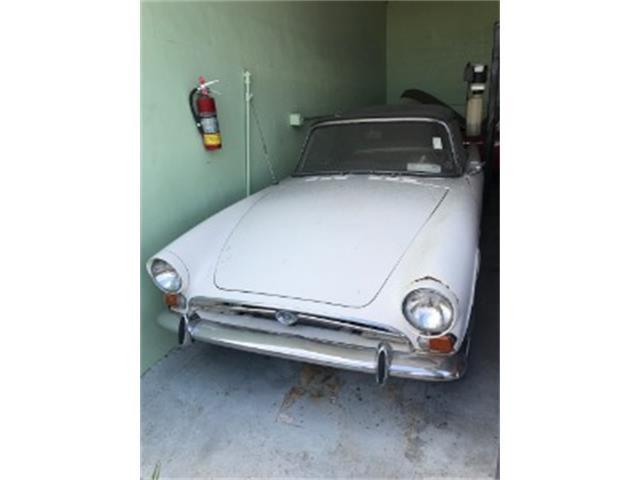 1966 Alfa Romeo Giulietta Spider (CC-1295422) for sale in Miami, Florida