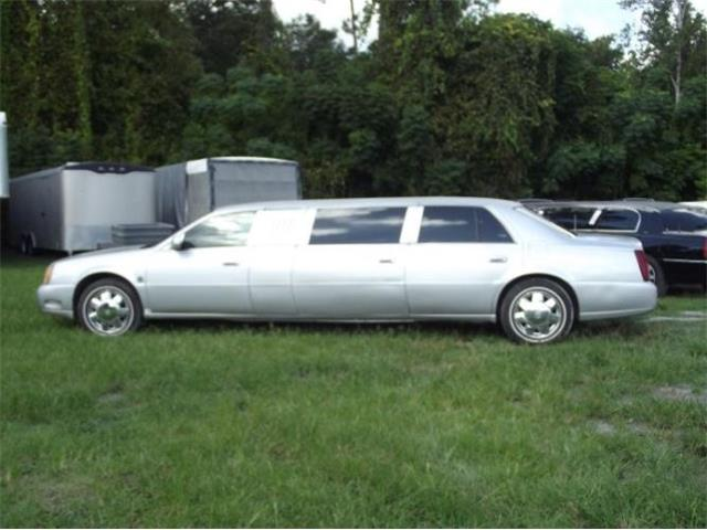 2000 Cadillac DeVille (CC-1295430) for sale in Cadillac, Michigan