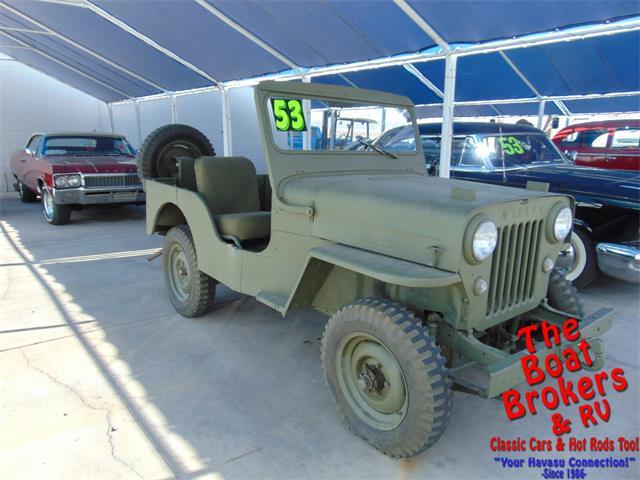 1953 Willys Jeep (CC-1295436) for sale in Lake Havasu, Arizona