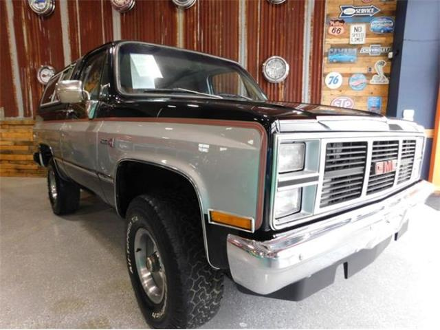 Classic Gmc Jimmy For Sale On Classiccars Com