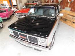 1983 GMC Jimmy (CC-1295437) for sale in Cadillac, Michigan