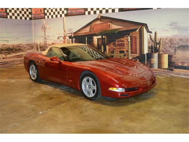 1998 Chevrolet Corvette (CC-1295439) for sale in Cadillac, Michigan