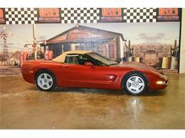 1998 Chevrolet Corvette (CC-1295439) for sale in Cadillac, Michigan