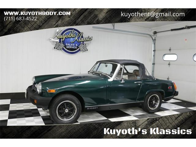 1977 MG Midget (CC-1295442) for sale in Stratford, Wisconsin