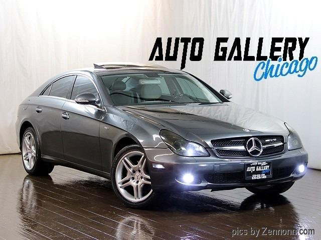2006 Mercedes-Benz CLS500 (CC-1295452) for sale in Addison, Illinois