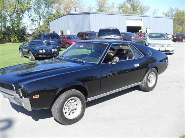 1968 AMC AMX (CC-1295453) for sale in Cadillac, Michigan