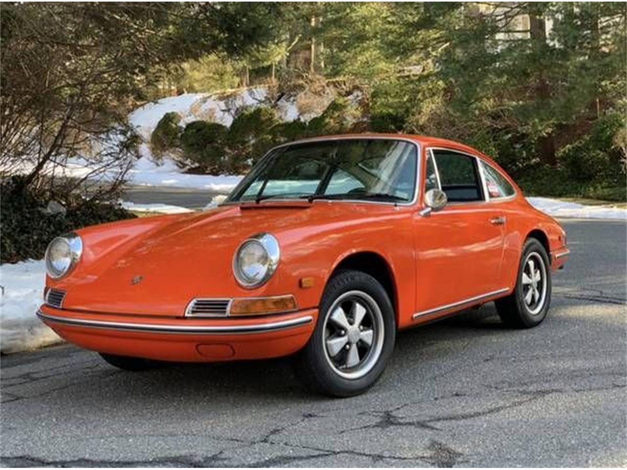 1968 Porsche 912 (CC-1295456) for sale in Cadillac, Michigan