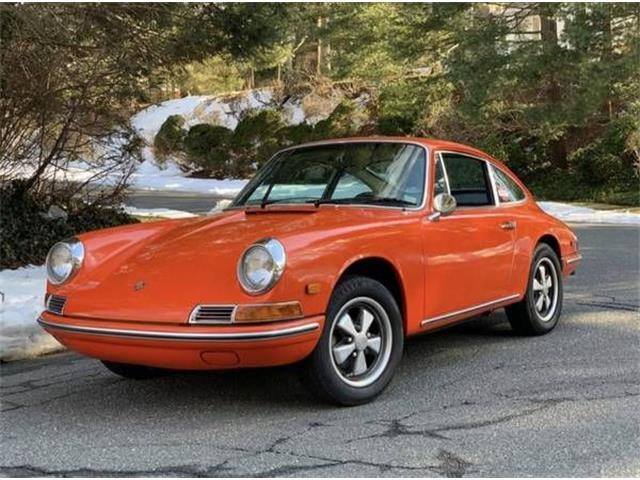 1968 Porsche 912 (CC-1295456) for sale in Cadillac, Michigan