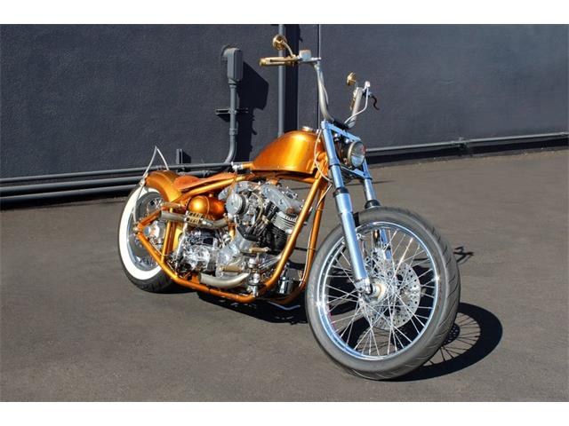 1974 Harley-Davidson Motorcycle (CC-1295461) for sale in San Carlos, California