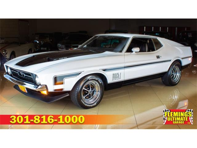 1971 Ford Mustang (CC-1295463) for sale in Rockville, Maryland